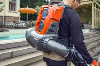 Backpack Blower 340iBT