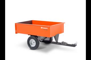 12 cu ft Steel Swivel Dump Cart