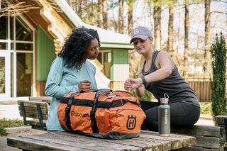 Xplorer Collection - Orange Duffel bag (70L) - 593258302